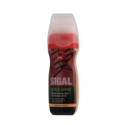 Sigal Quick shine lesk na obuv 75 ml bezbarvý